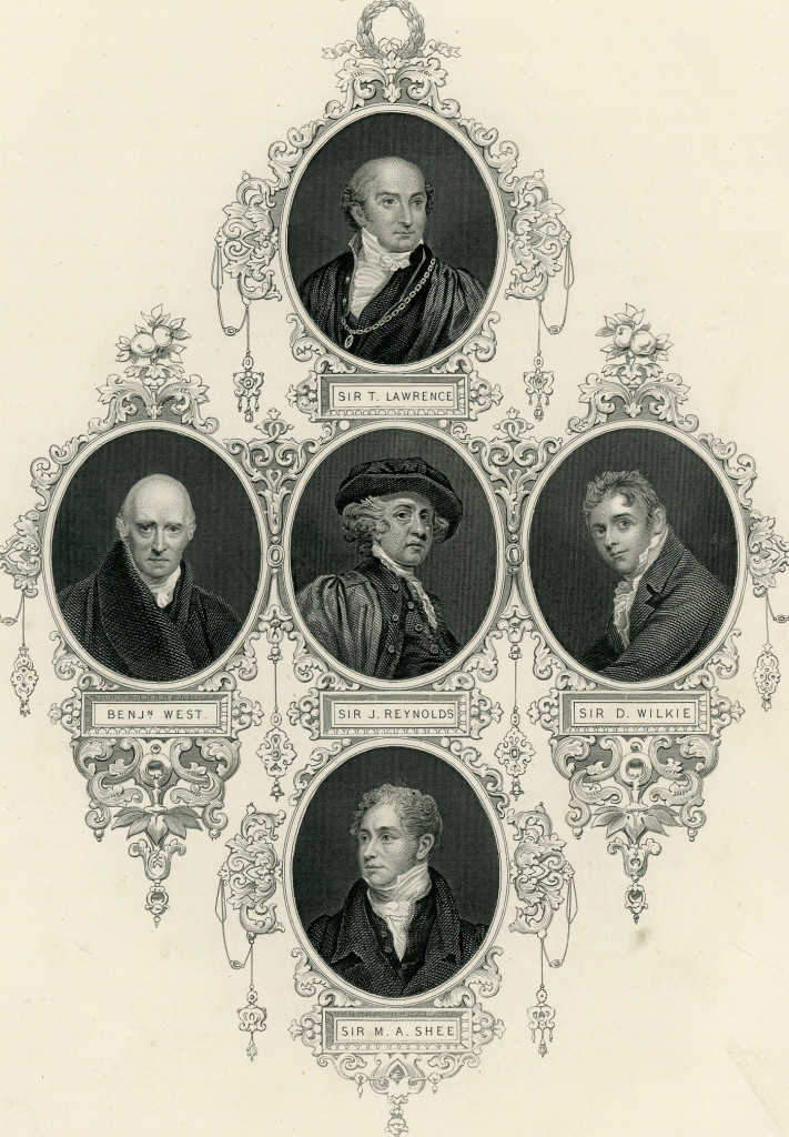 Presidents of the Royal Academy