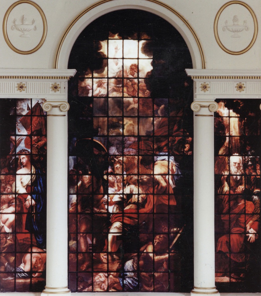 The Eginton East Window