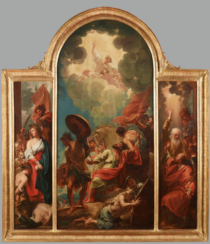 The Painting at Dallas Museum of Art