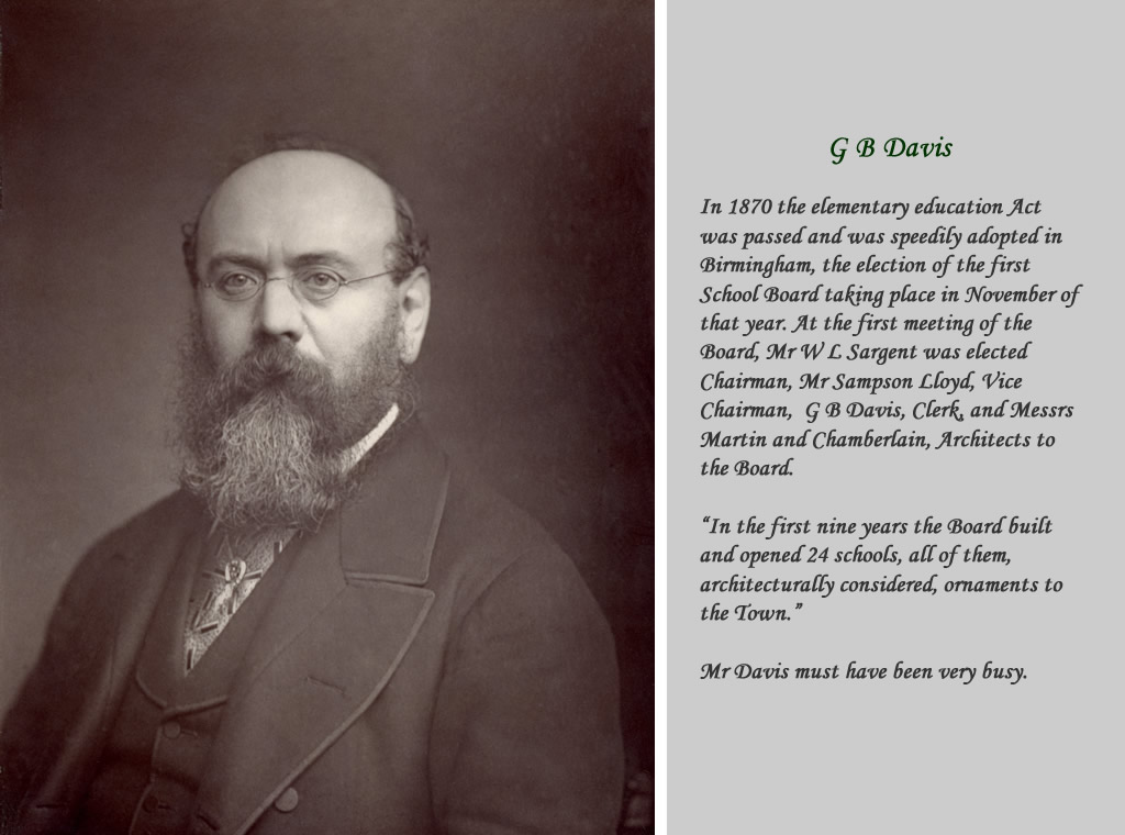 G B Davis