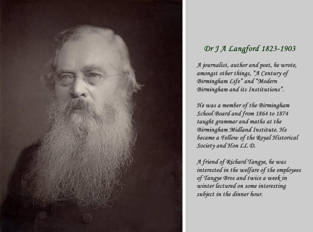 J A Langford LLD