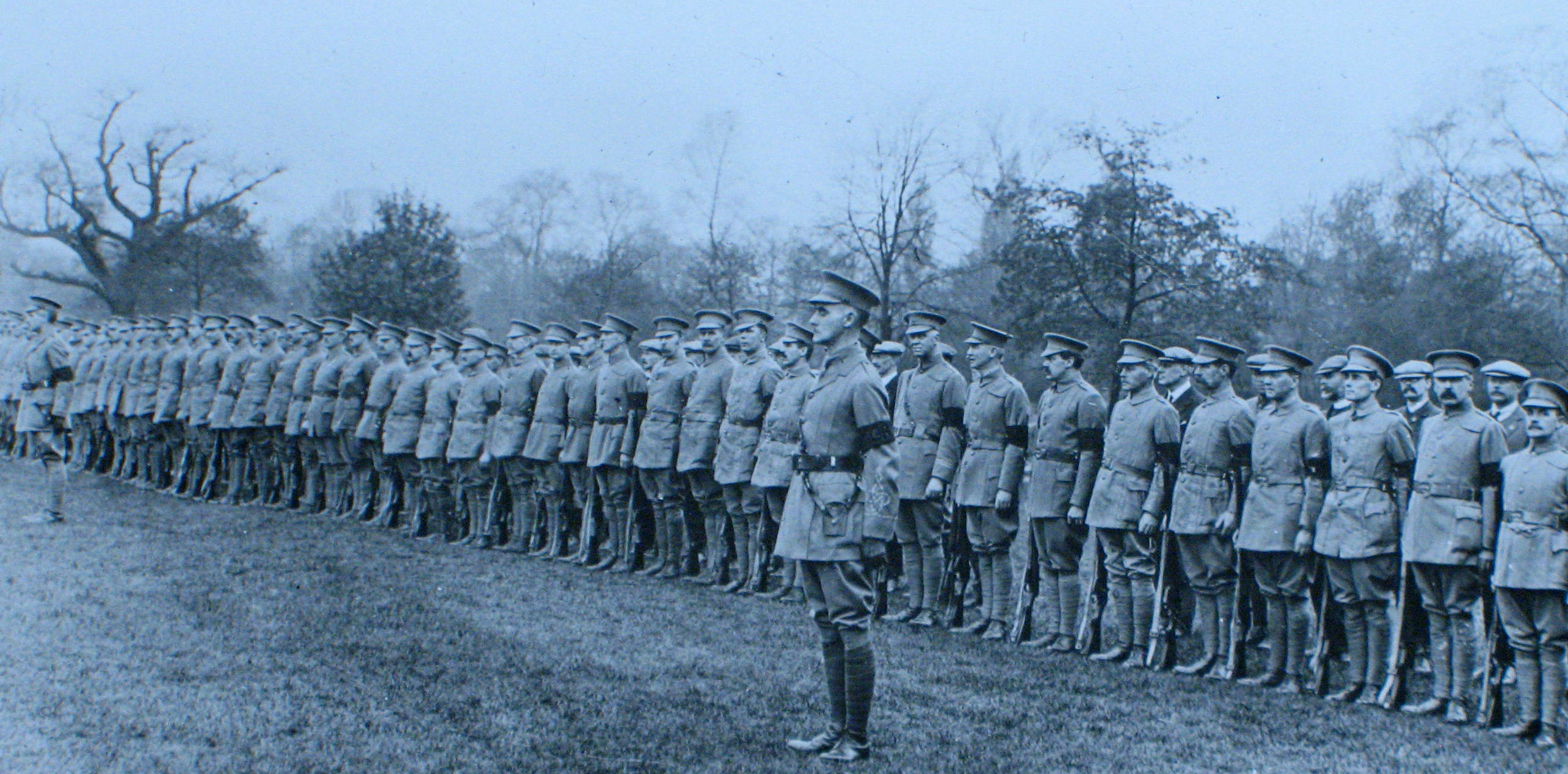 Review Canon Hill Park May 1st 1915 - 1