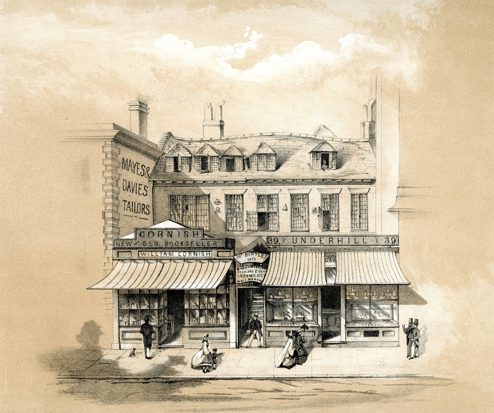 The Whip Manufactory, New Street