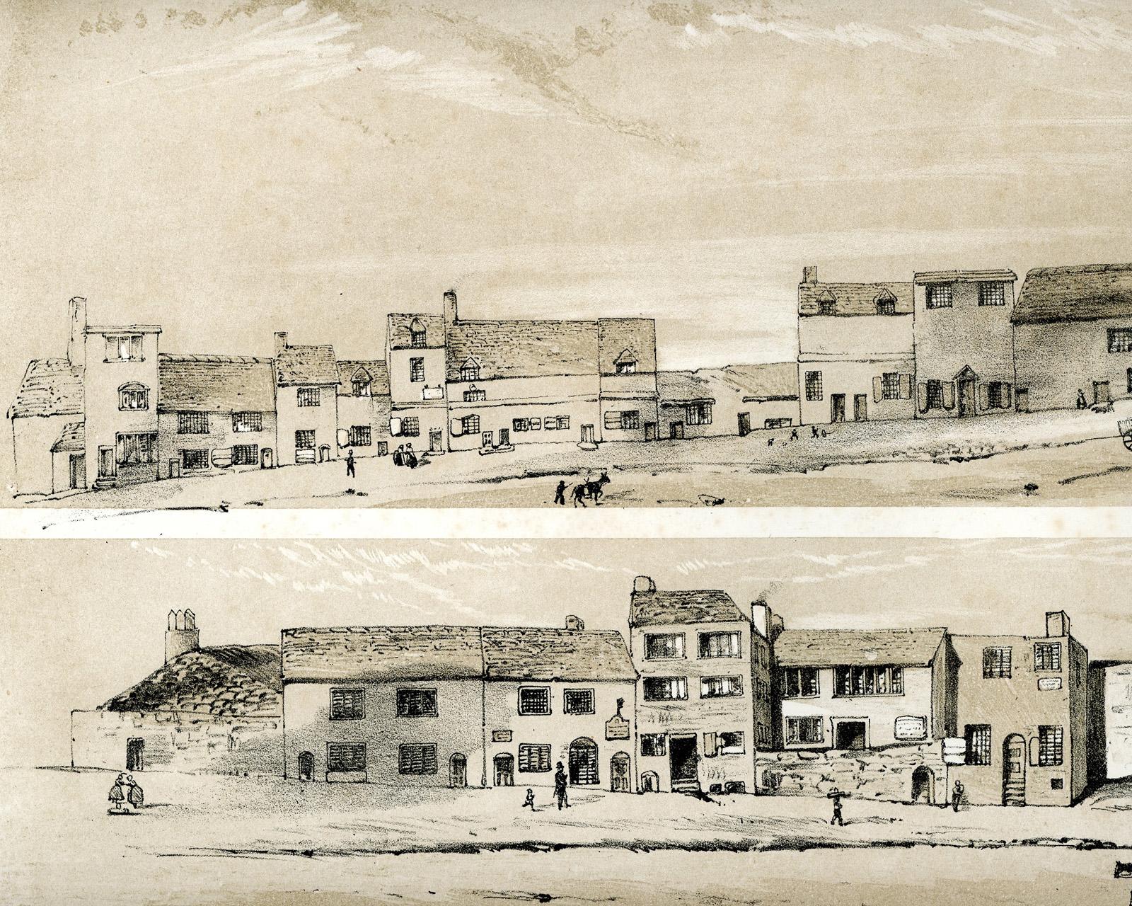 Pinfold Street