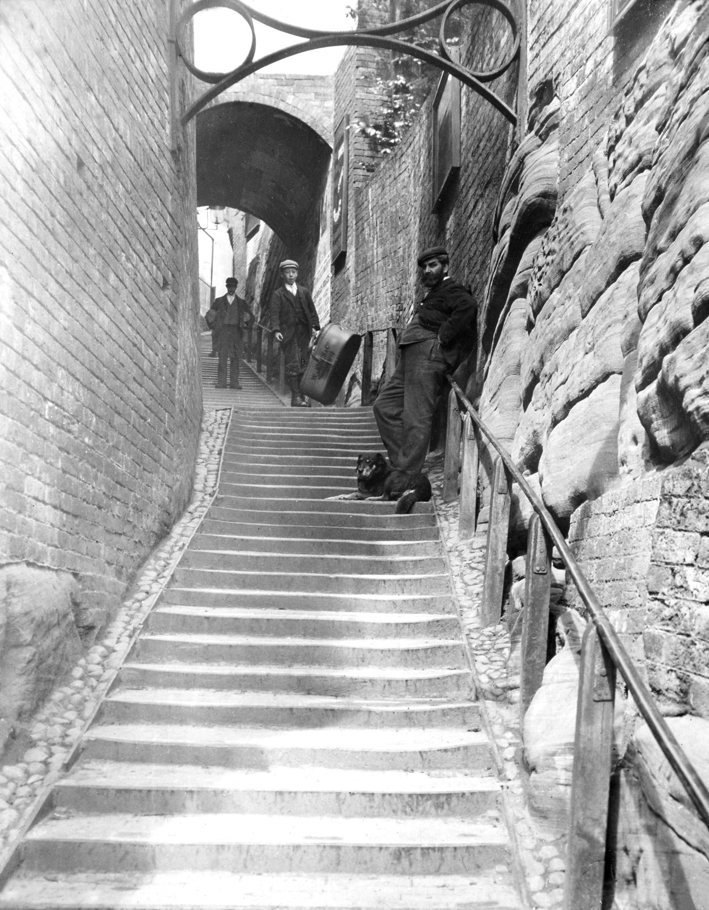 Bridgnorth The Steps