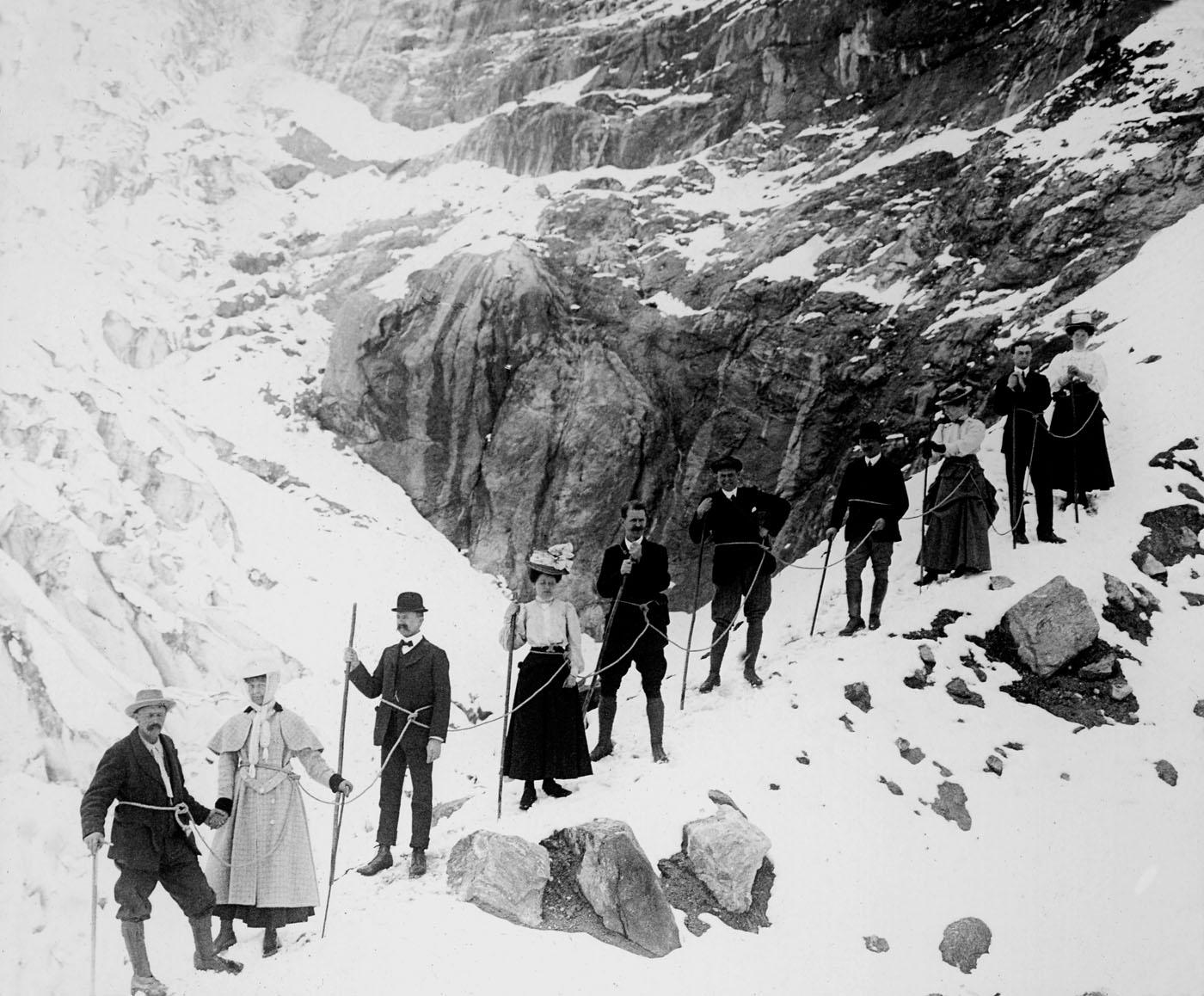 Upper Glacier Grindelwald