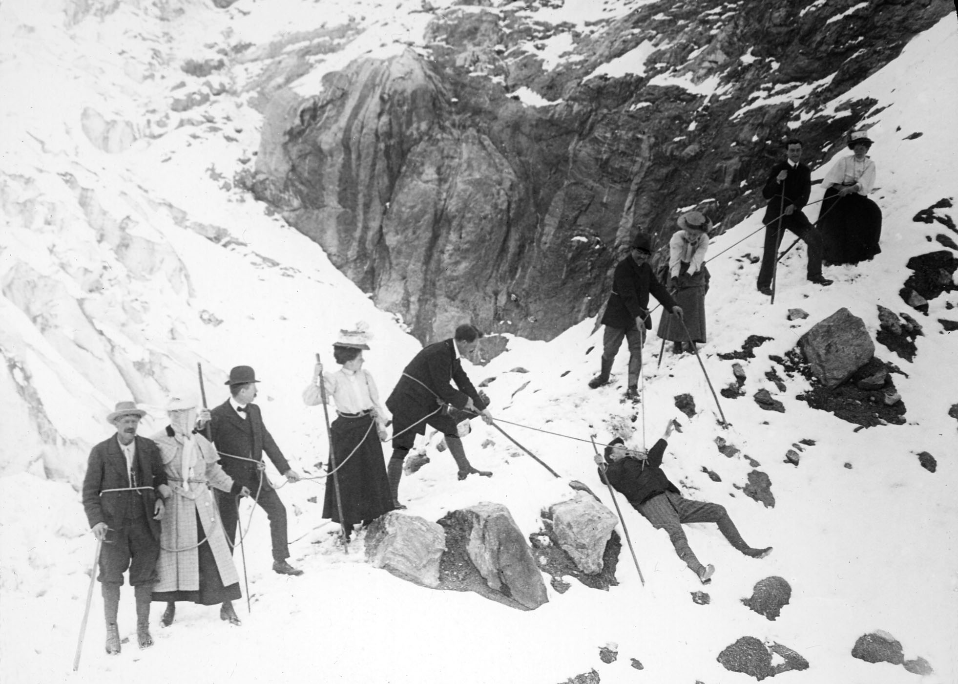 The Fall 1908