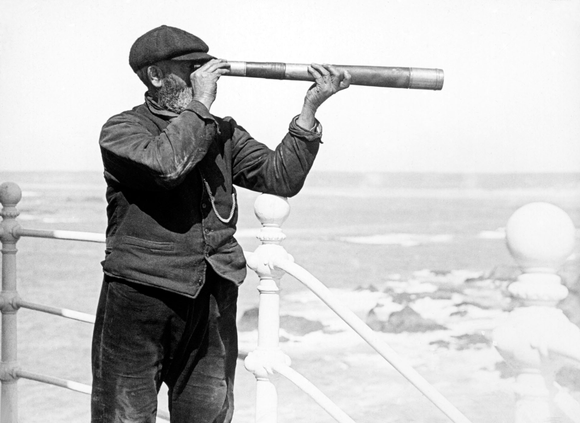 Corbiere Lighthouse Keeper