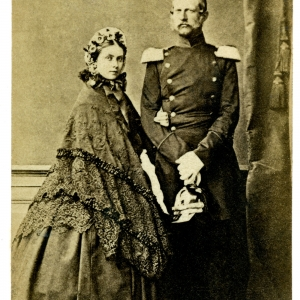 Victoria and Frederick