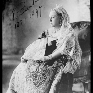 Queen Victoria Diamond Jubilee 1897
