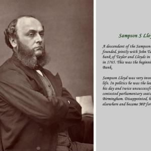 Sampson S Lloyd
