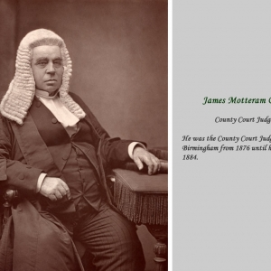 J Motteram Esq  QC