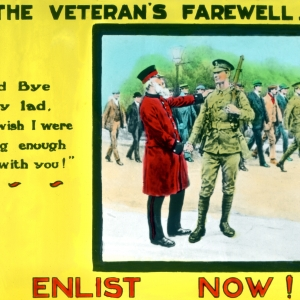 The Veterans Farewell