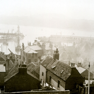 Scarborough from Castle Hill