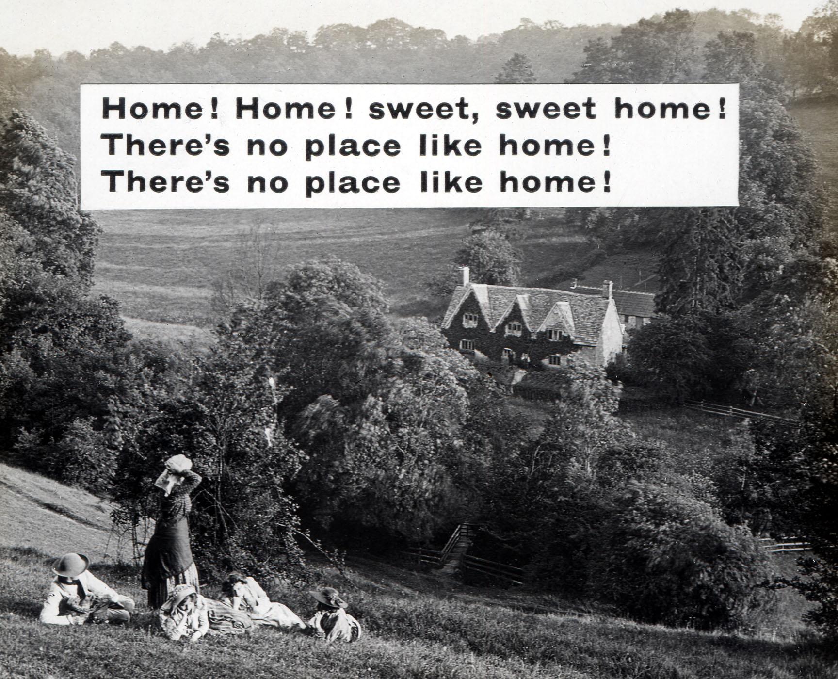 Hymn Home sweet home