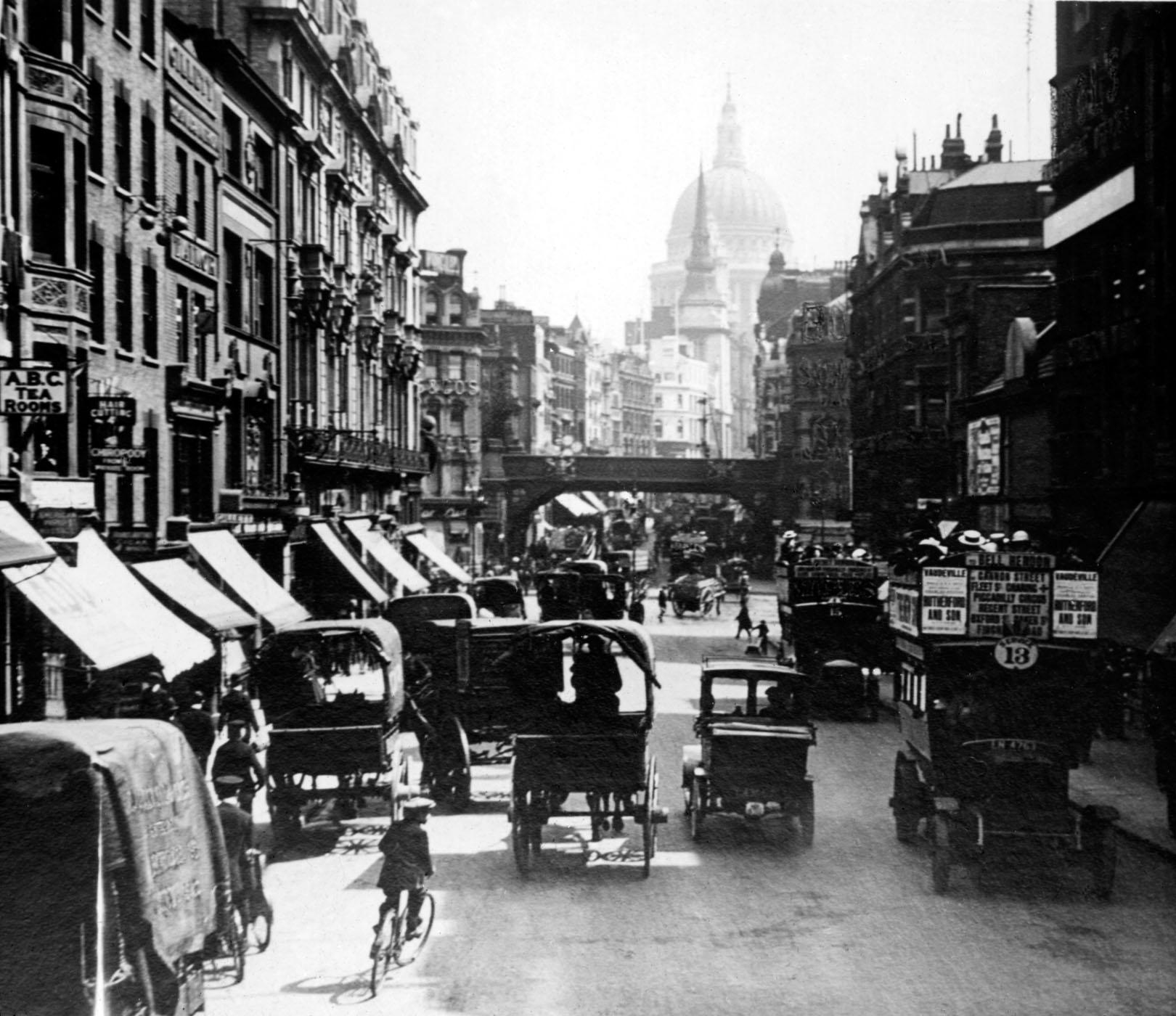 London  Ludgate