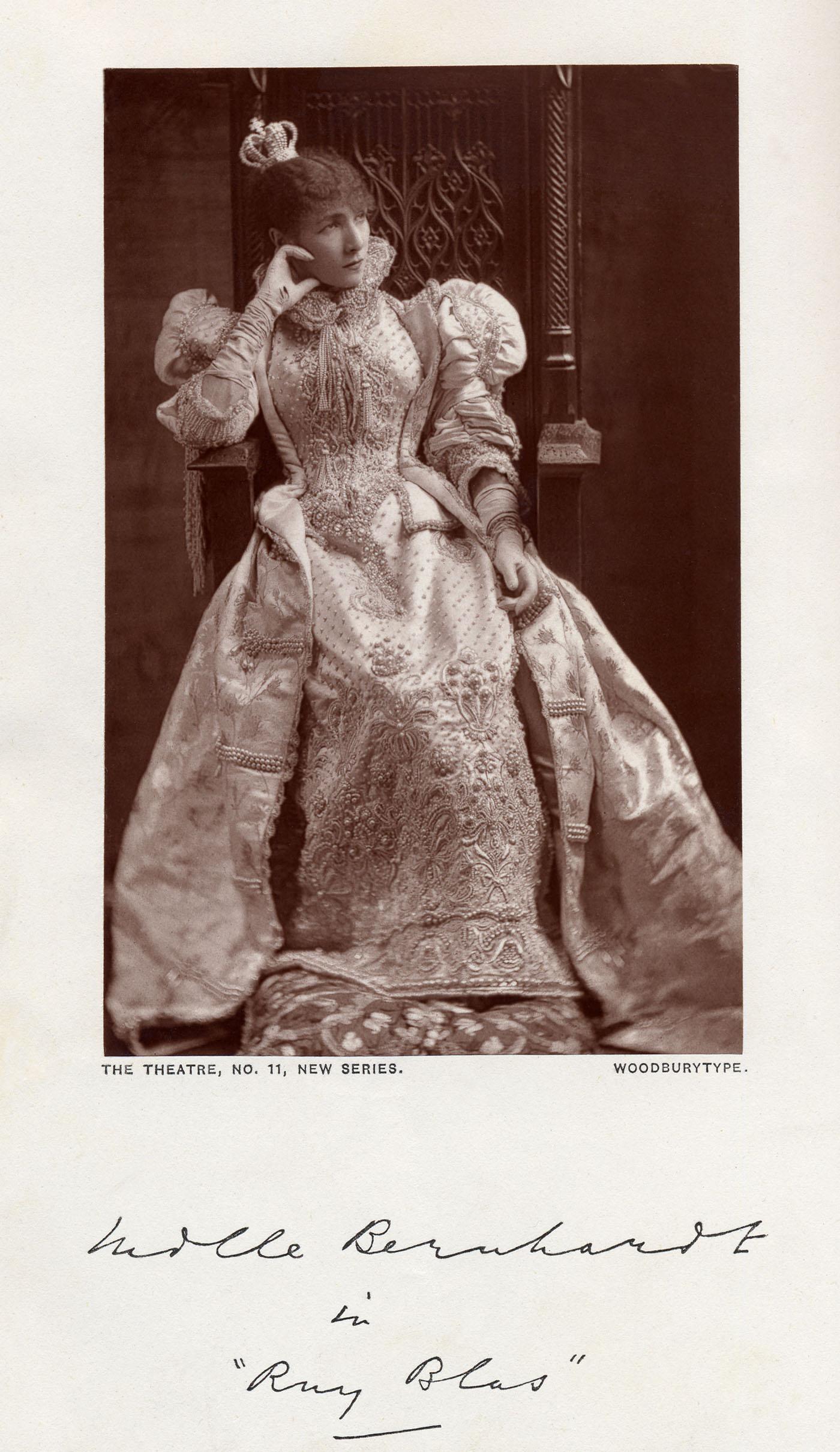 Sarah Bernhardt - 2