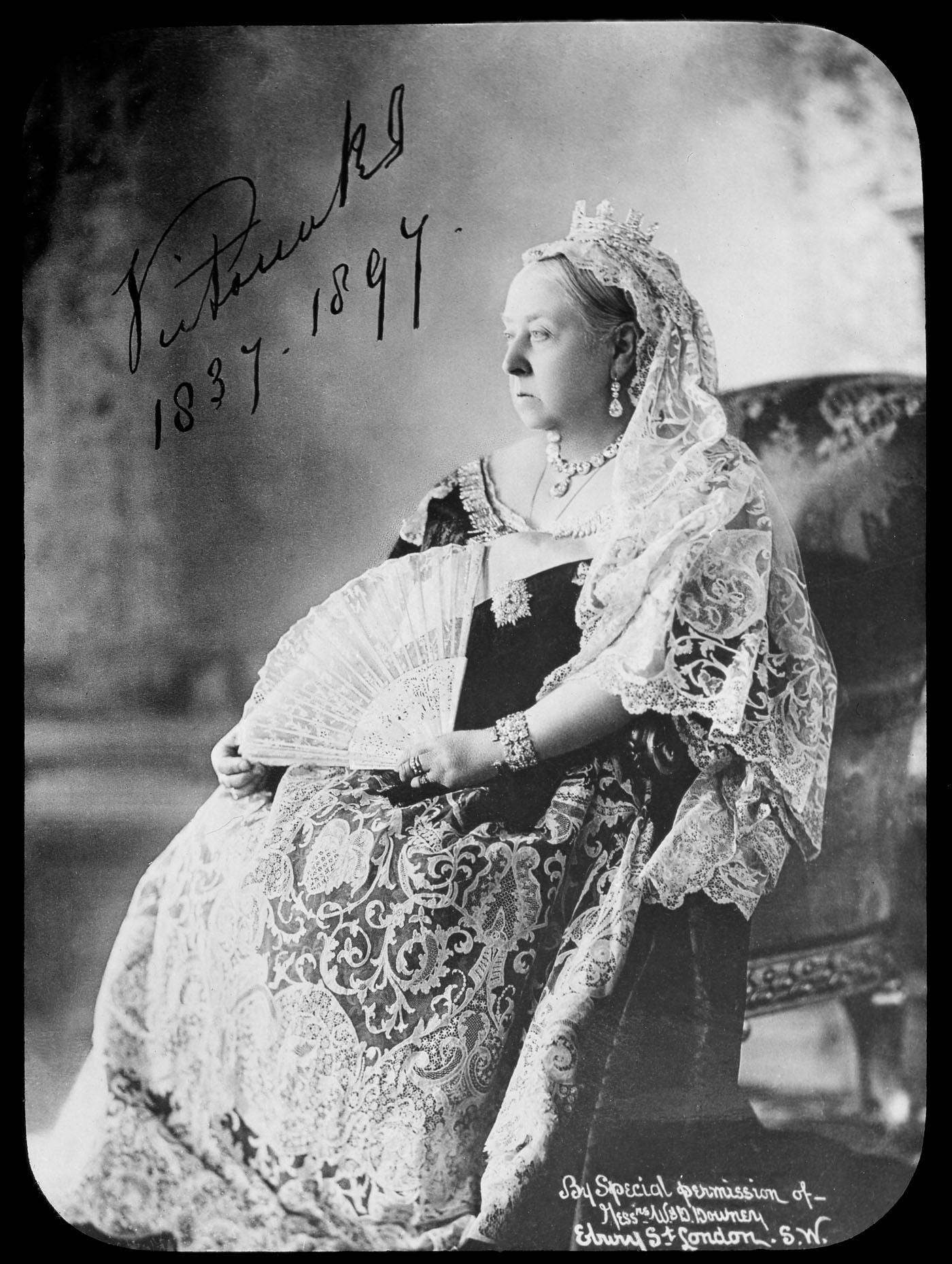 Queen Victoria Diamond Jubilee 1897