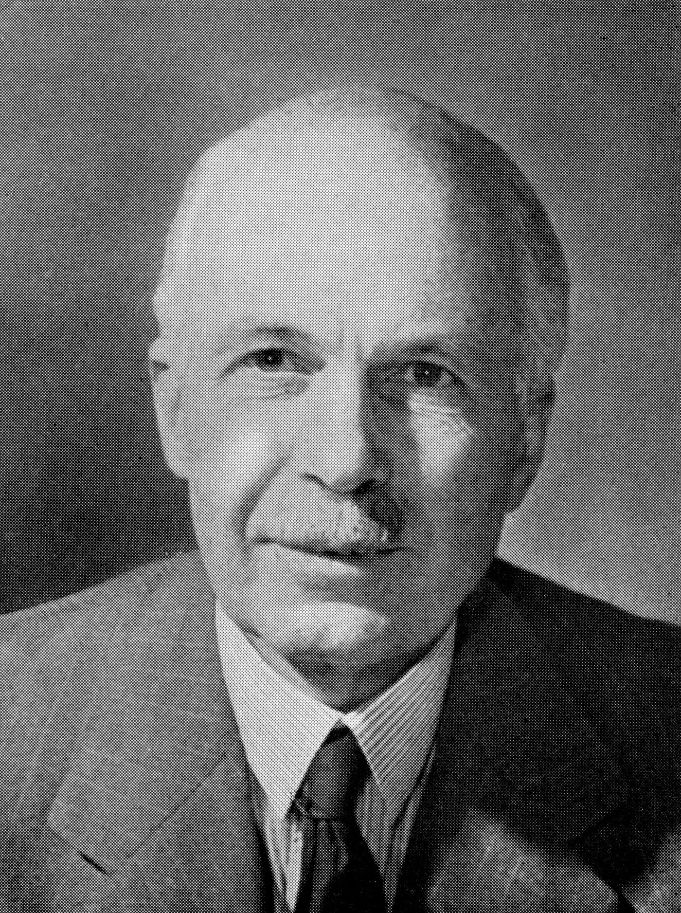 Sir Laurence Bragg