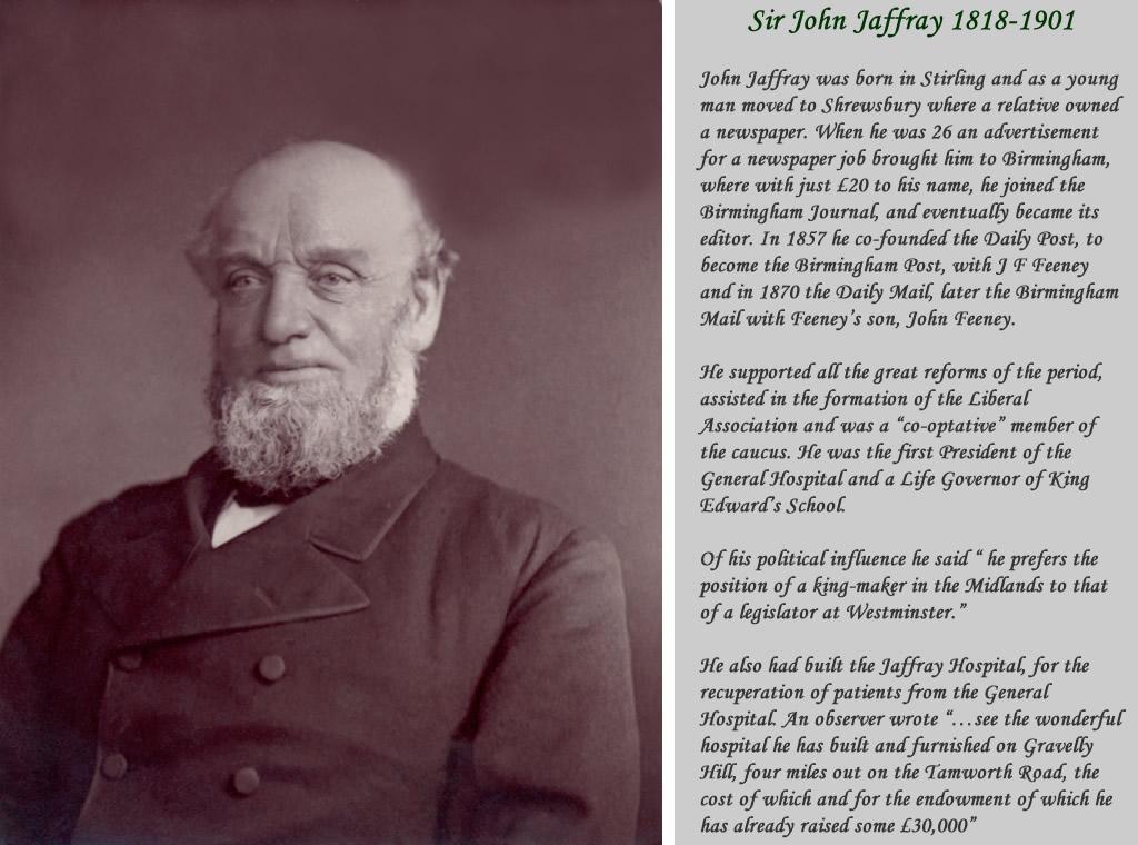 John Jaffray JP