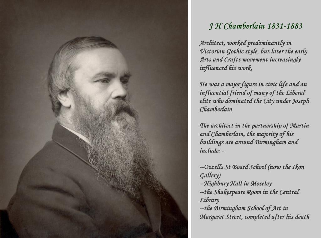 J H Chamberlain