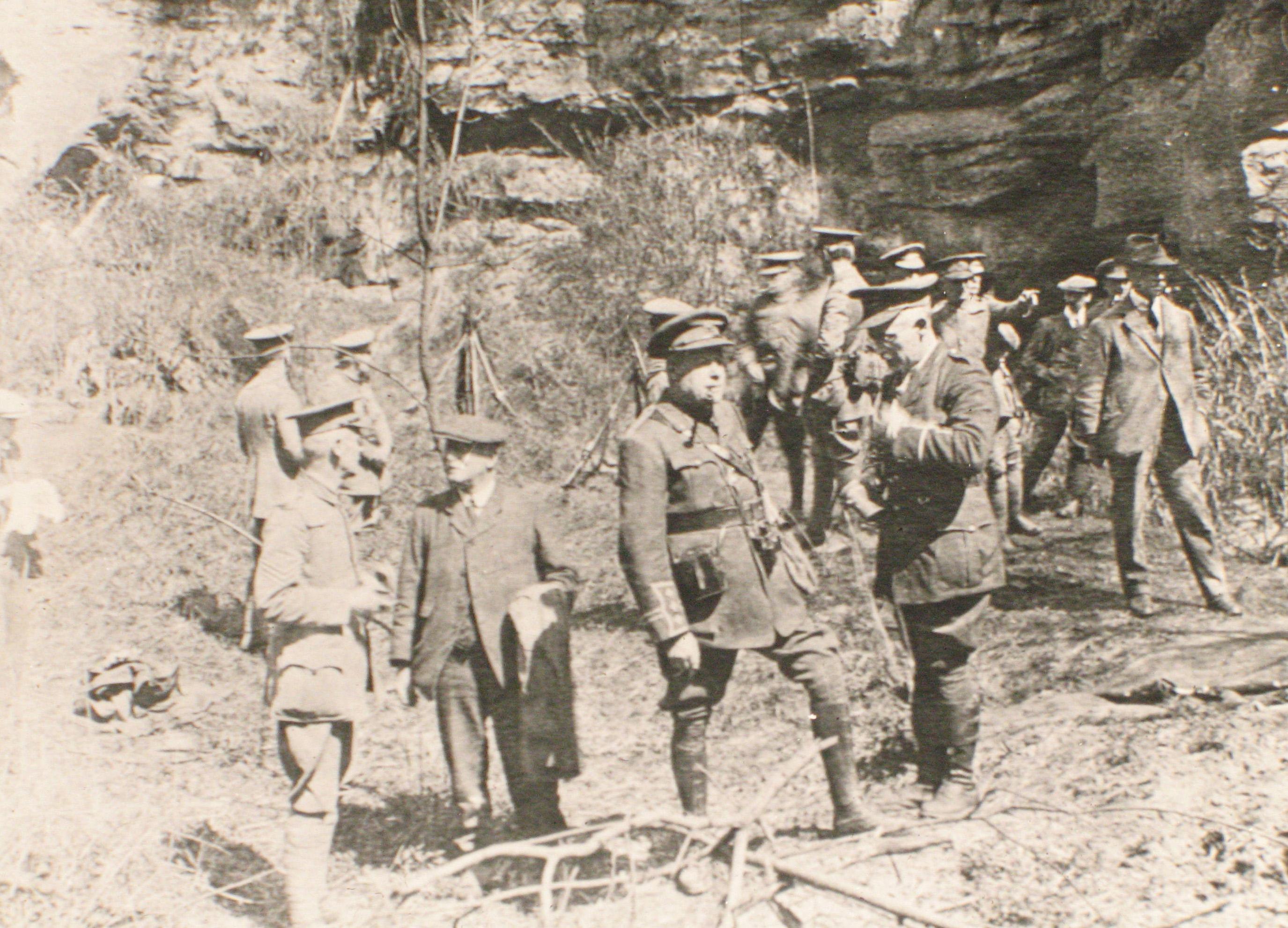 On Harborne Rifle Range