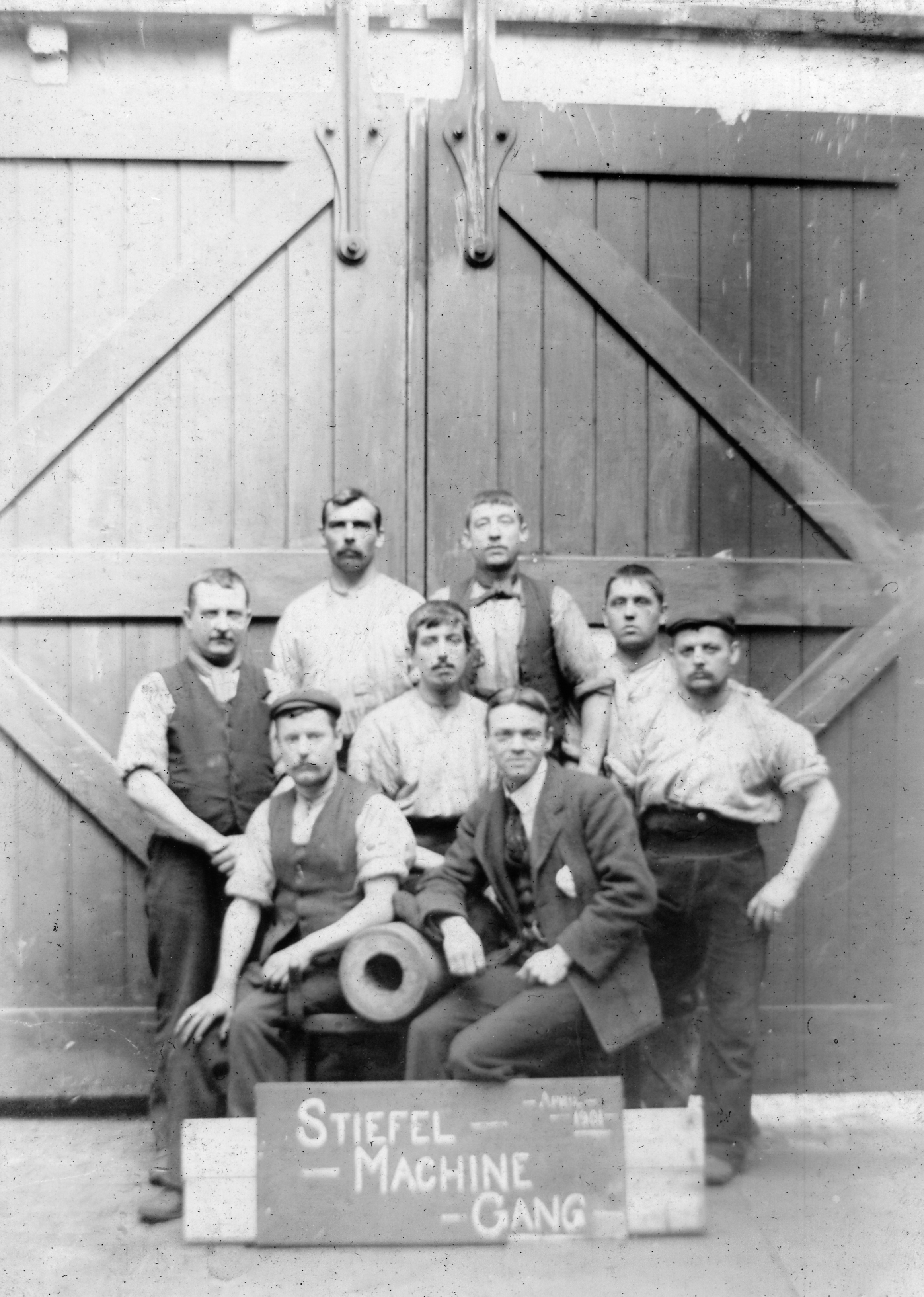 No.1 - The Stiefel Gang