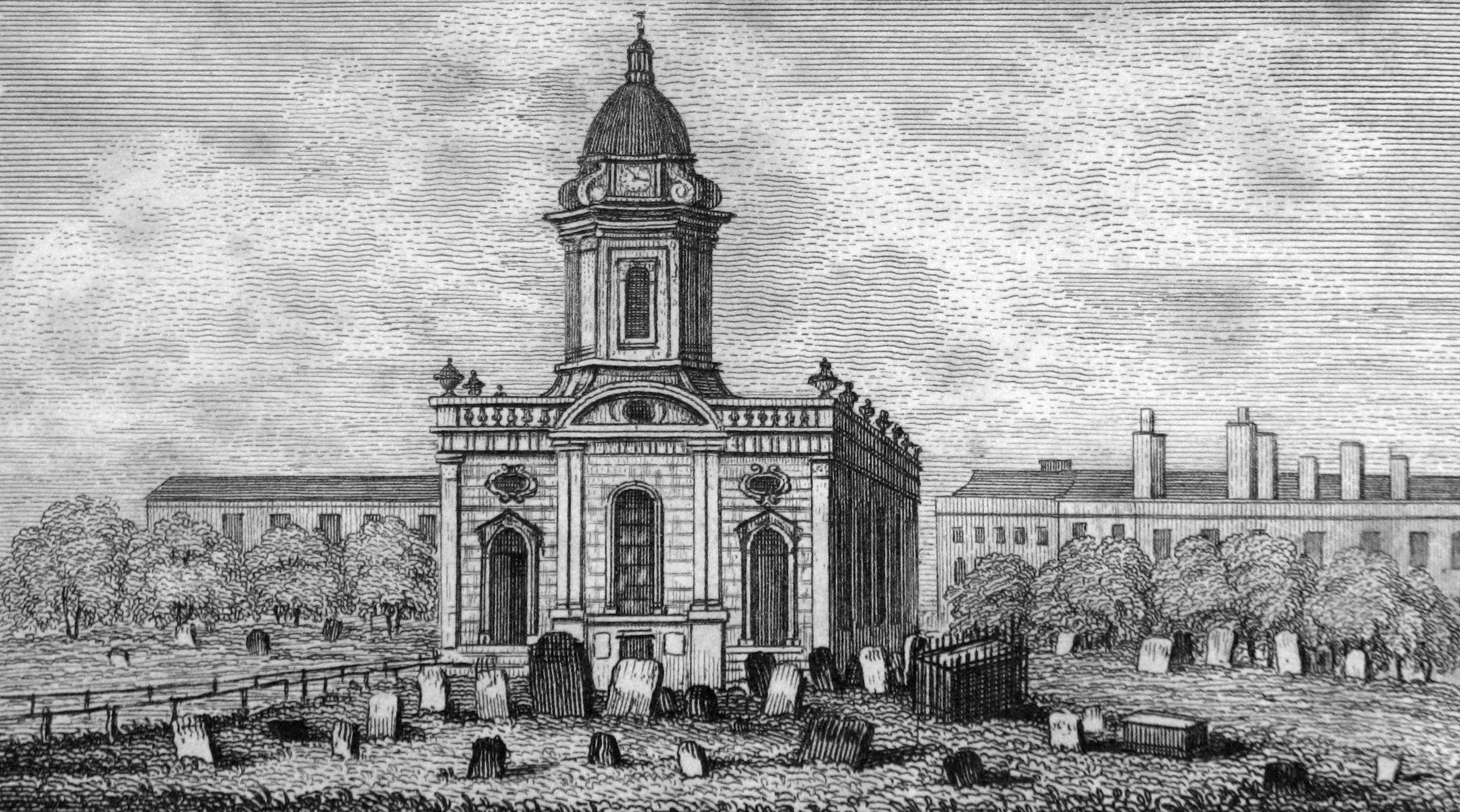 Fig 6 - St Philips Church