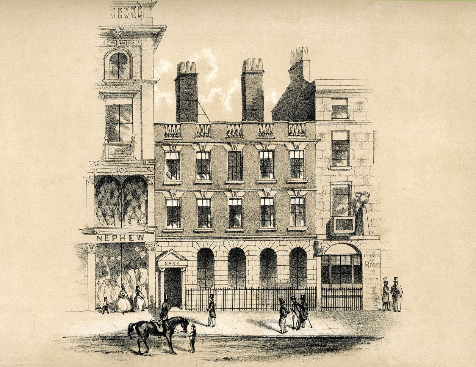 Attwood and Spooner's Bank, New Street