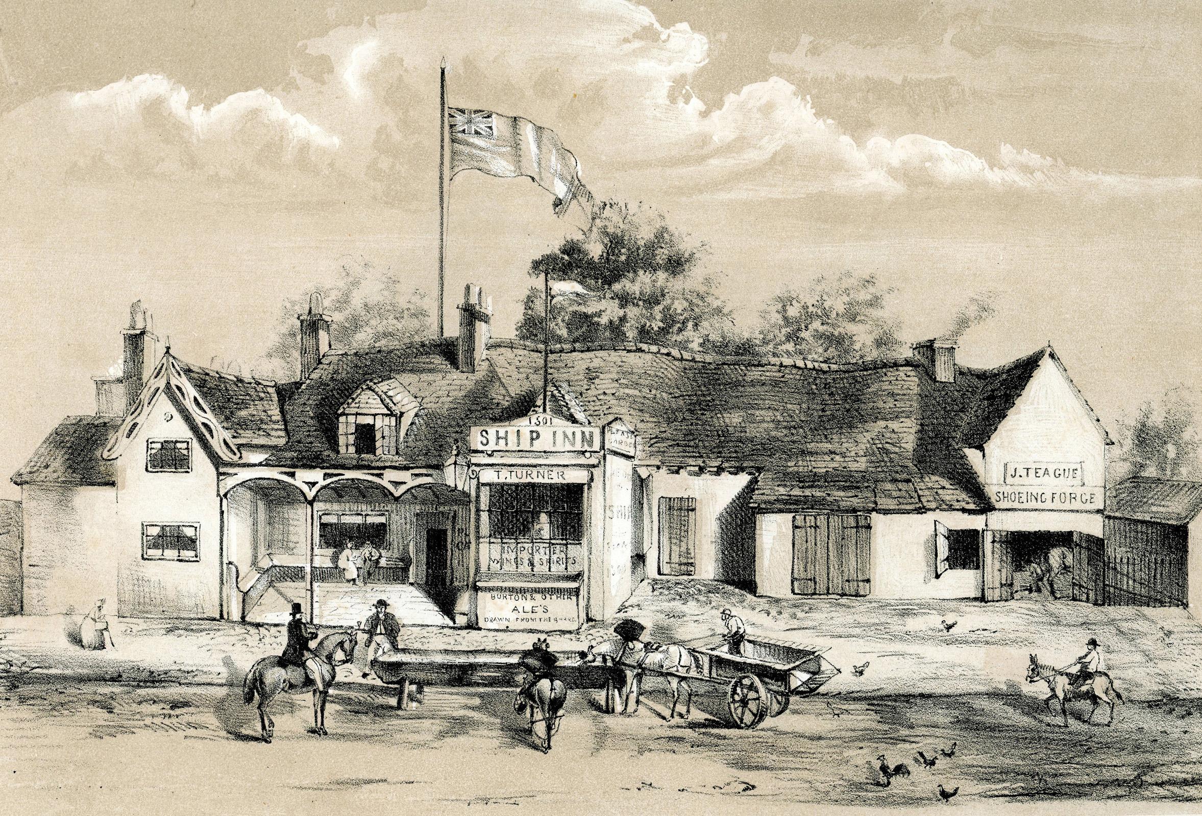 The Old Ship Inn - Camp Hill