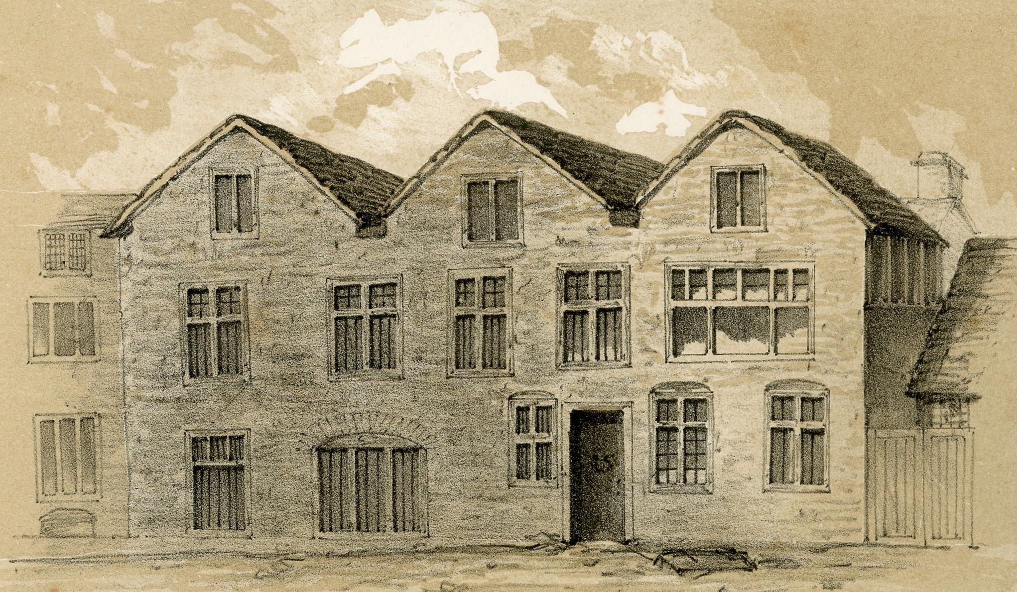Presbyterian Meeting House 1669