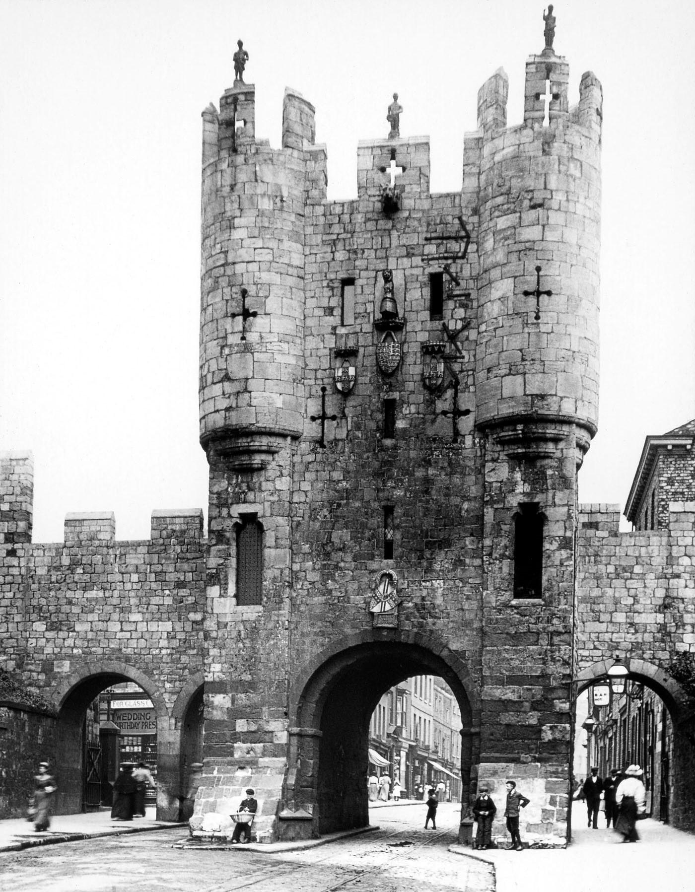 York  Micklegate