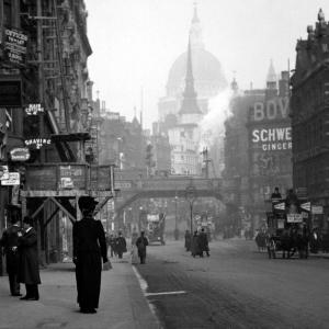 London Ludgate from Fleet Street