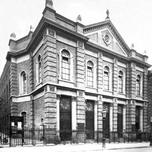 Carrs Lane Church