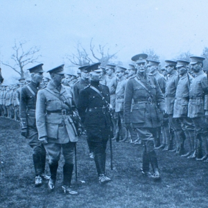 Review Canon Hill Park May 1st 1915 - 2