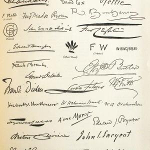 Signatures 2