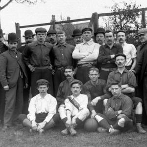 No. 6 - Tubes Ltd Football Team