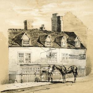 Old Houses Digbeth