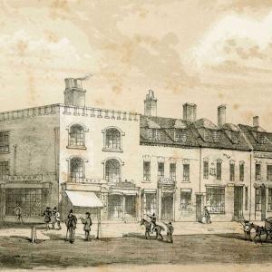 Congreve Street and Ann Street