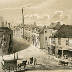 Dudley Street