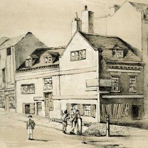 Worcester Street Corner of Edgbaston Street