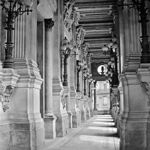 512 Paris Opera ca 1870