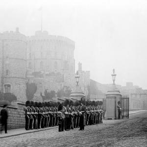 Windsor Castle Gaurds