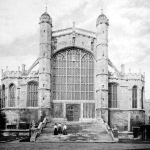 Windsor St Georges Chapel