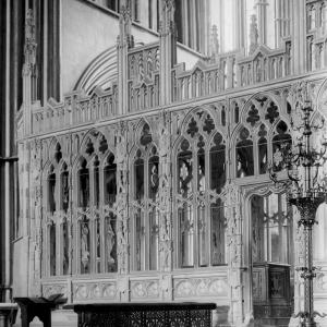 Worcester Cathedral Prince Arthur Chapel