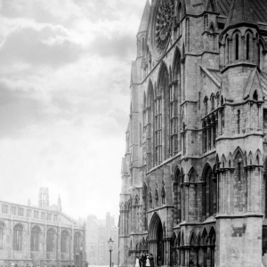 York Minster Transept