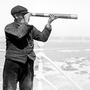 Corbiere Lighthouse Keeper